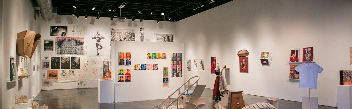 first year exhibition 2018