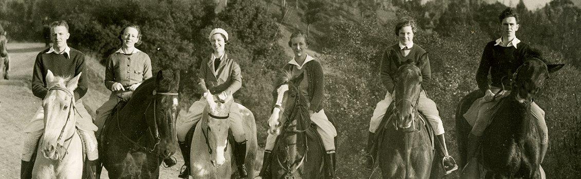 Riding Club 1933