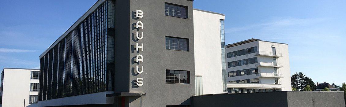 Bauhaus Buildings in Dessau