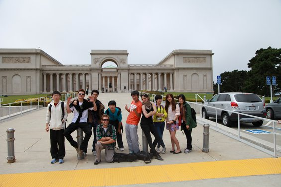 ISAP group hike 2012
