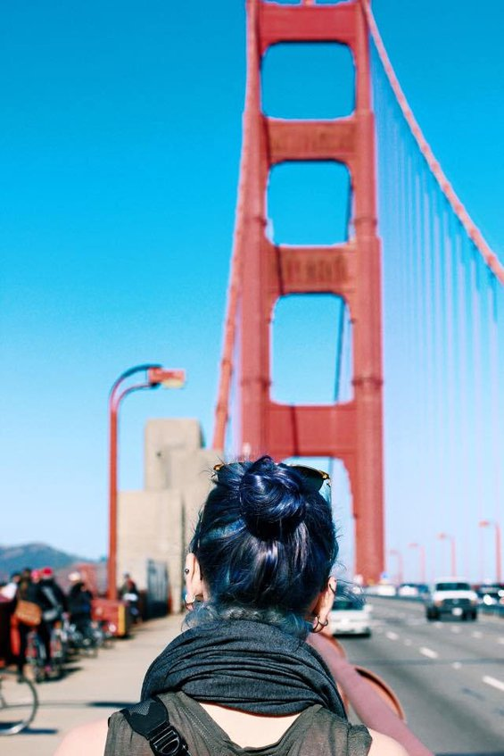 ISAP GG Bridge tour 2015