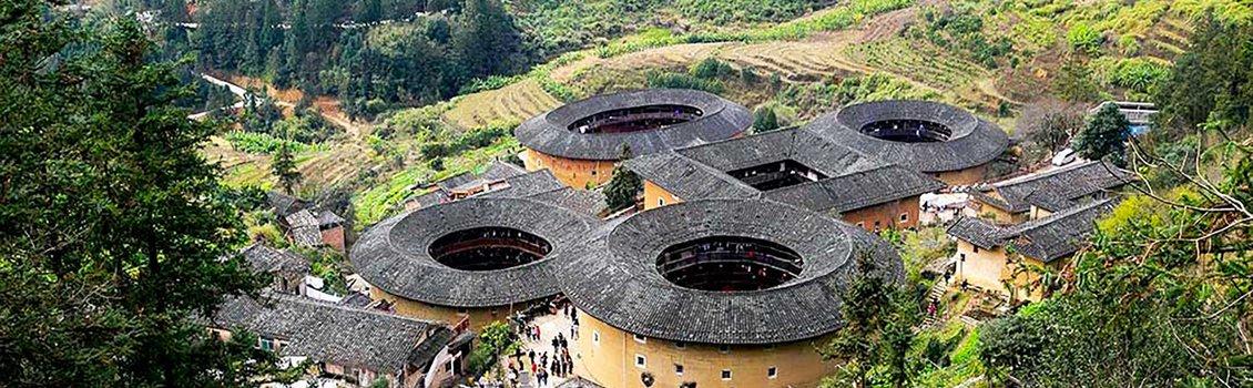 Tulou, China