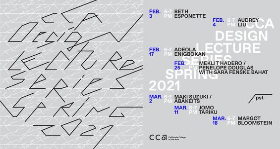 SP21 Design Lecture Series