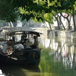 Boat, Tongli, China