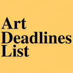 Art Deadline List