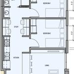 Blattner Hall_2 Bedroom Apt
