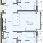 Blattner Hall_Typical 4 Bedroom Apartment.png