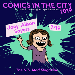 CITC2019 featuring Joey Alison Sayers Poster_Events_NP