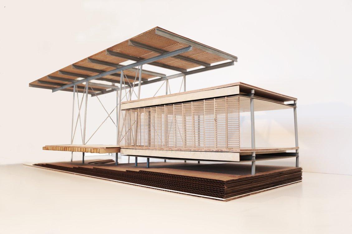Example: Mia Candelaria, Bachelor of Architecture, Islais Bridge, 2019