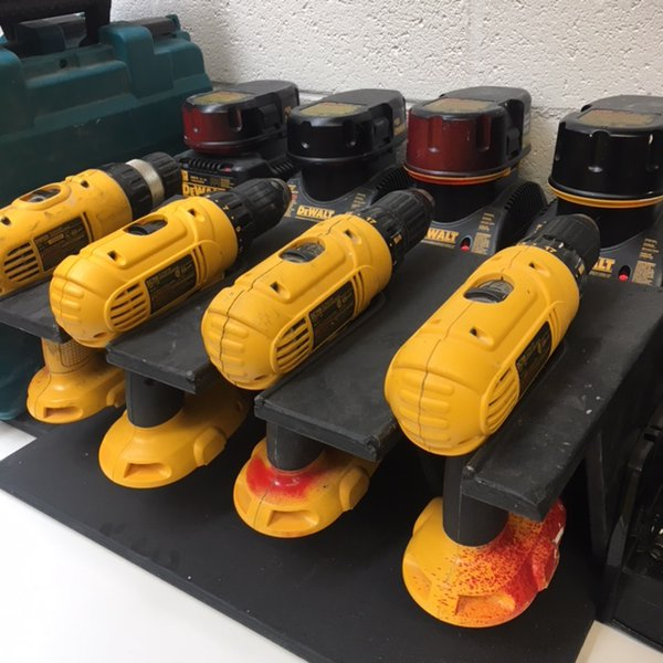 Power tools in Makers