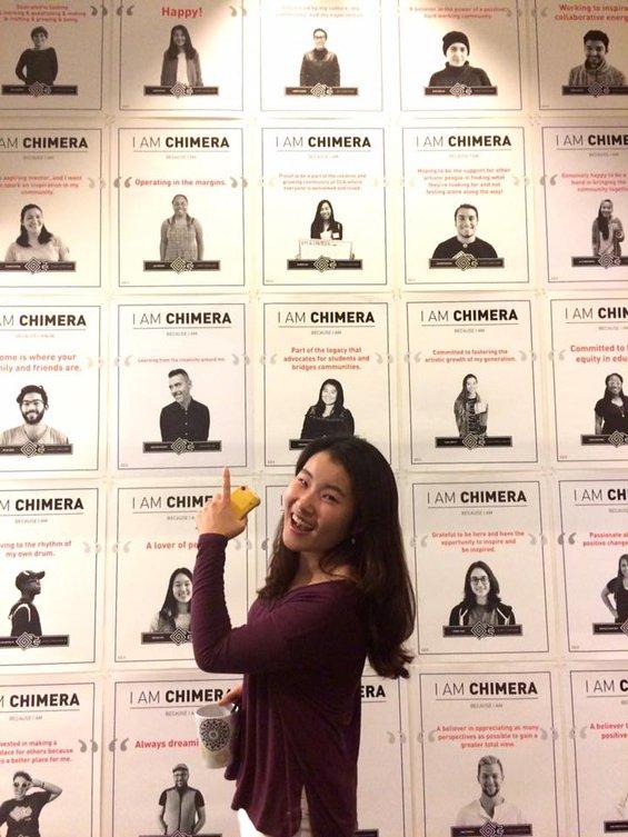 I am Chimera Poster Series