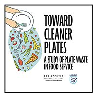 Toward Cleaner Plates, A study on student food waste