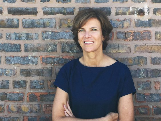 Jeanne Gang, founding principal of architectural firm Studio Gang