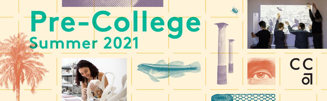 Pre-College 2021 logo