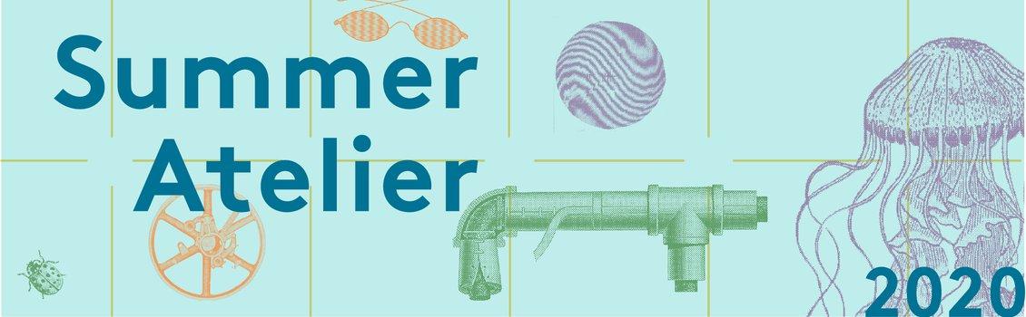 Summer Atelier 2020 web banner