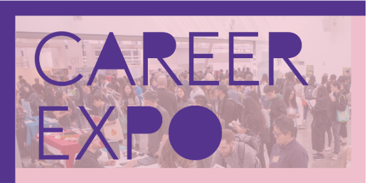 Click here to see a quick video on how to prepare for Career Expo!
