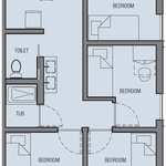 Four Bedroom Suite