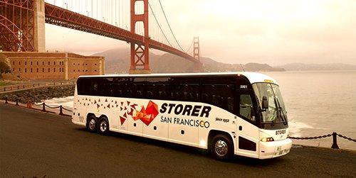 Storer Shuttle Bus
