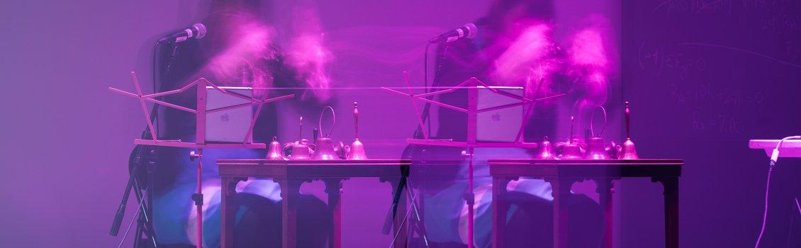 H&S Sonic Event Purple Music