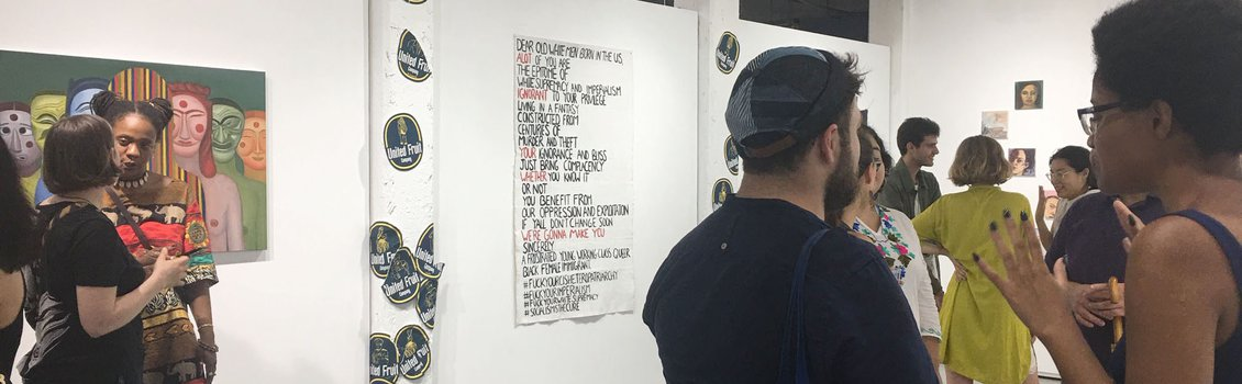 CCA-Ortega y Gasset Exhibition Brooklyn 2018