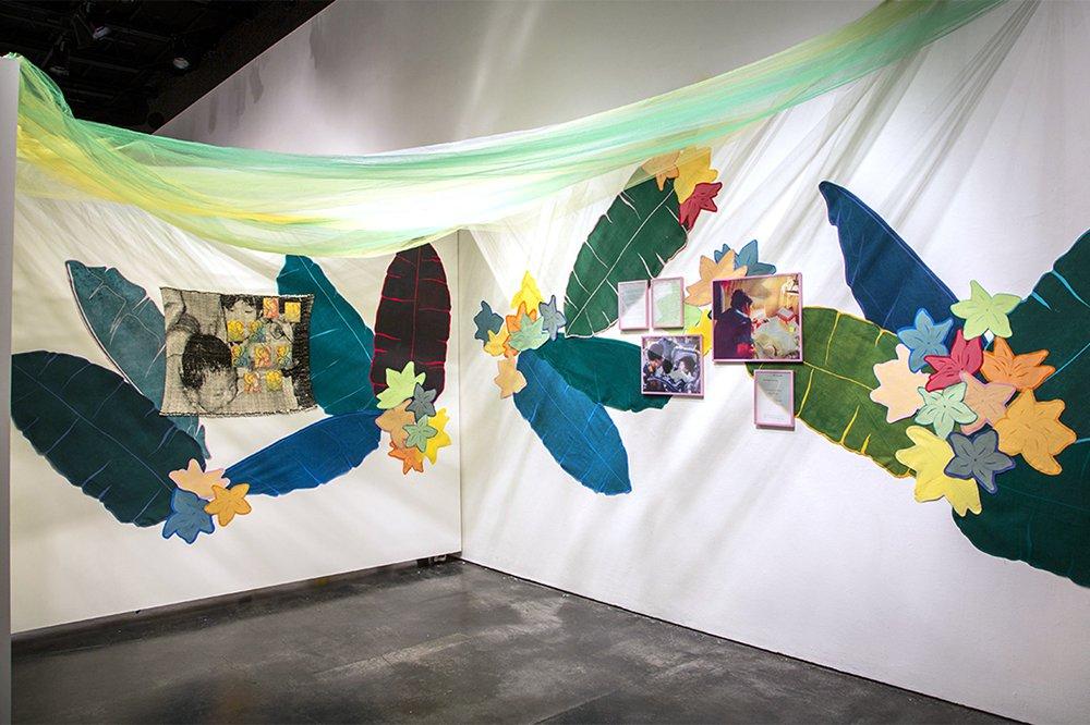 Julianne Villegas, Walang Hiya (Installation) 2019 (2019 awardee)