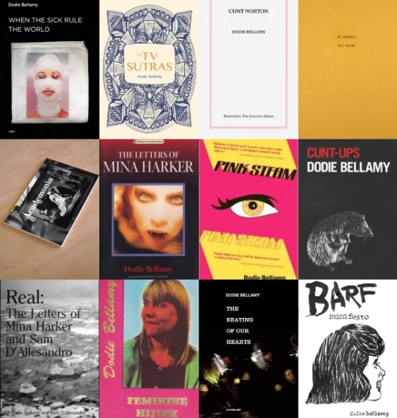 Dodie Bellamy Books
